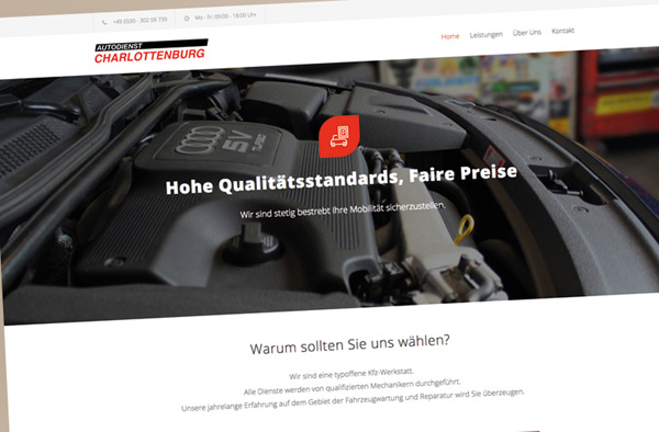 Referenz Autodienst Charlottenburg